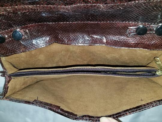unbranded brown Clutch Image 11