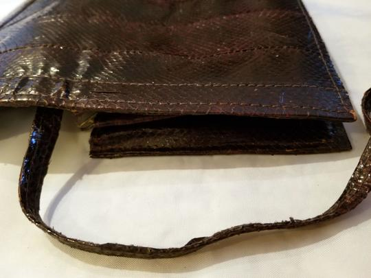 unbranded brown Clutch Image 5
