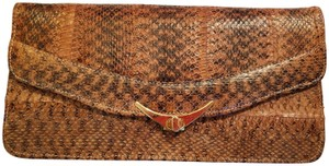 unbranded brown Clutch