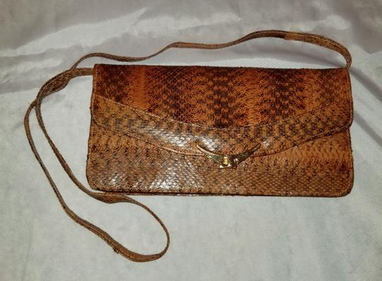 unbranded brown Clutch Image 1