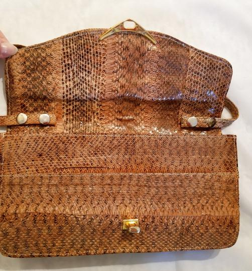 unbranded brown Clutch Image 2