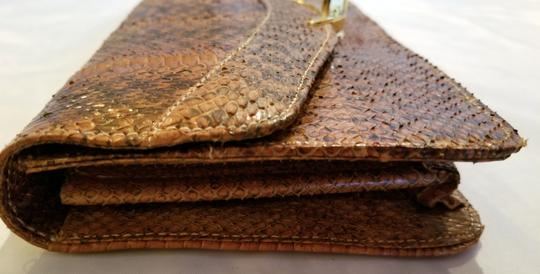 unbranded brown Clutch Image 3