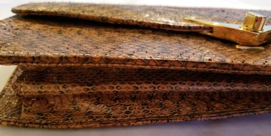 unbranded brown Clutch Image 4
