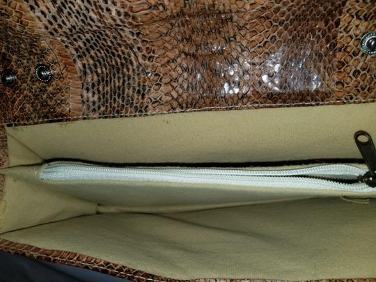 unbranded brown Clutch Image 8