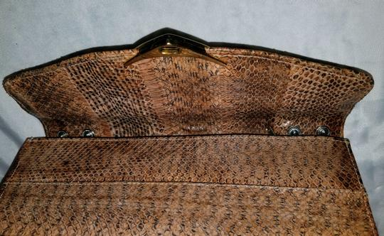 unbranded brown Clutch Image 9