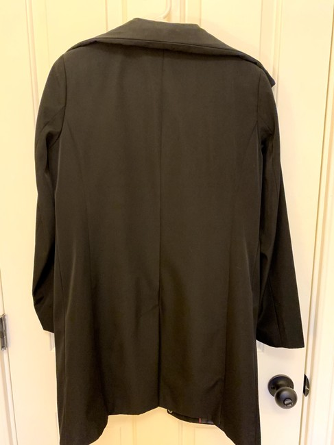 Calvin Klein Structured Hooded Raincoat Image 3