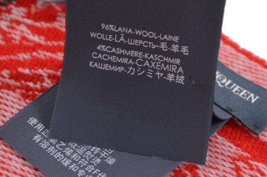 Alexander McQueen New Alexander McQueen Large Wool Cashmere Dreaming Skull Scarf Wrap Image 9