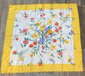 Gucci Gucci large Floral Scarf Image 3