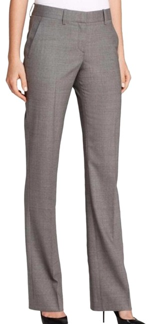 Item - Grey Women's Black Rosel Tailor Straight Leg Pants Size 0 (XS, 25)