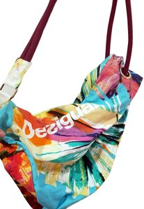 Desigual multicolor Beach Bag