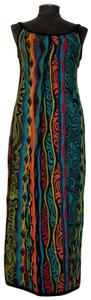 Multi Maxi Dress by Coogi