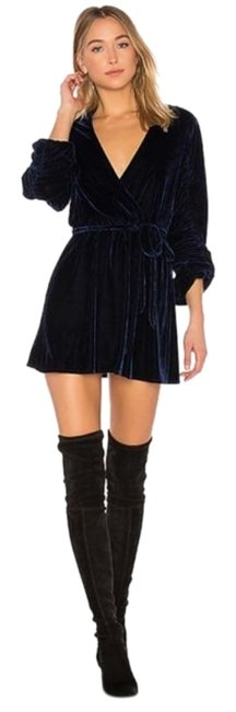 Item - Blue Tawney Short Night Out Dress Size 2 (XS)