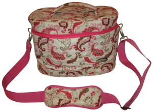 Travelon Cosmetic Toiletry Onm003 pink multi Travel Bag