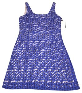 French Connection short dress Cobalt Blue on Tradesy