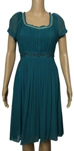Marc Jacobs Party Silk Pleated Dress