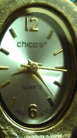 Chico's Jeweled Chico's watch