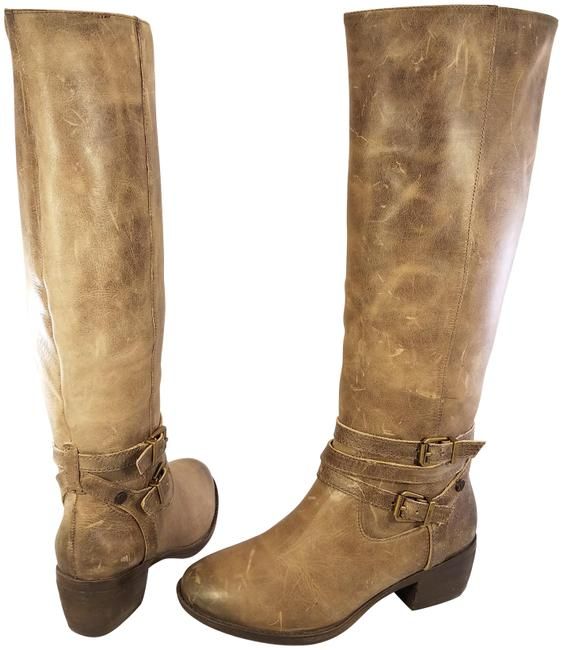 Item - Brown Grayson Harness Woman Equestrian Riding Leather Boots/Booties Size US 6 Regular (M, B)