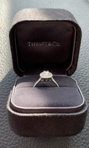 Tiffany & Co. Soleste Engagement Ring