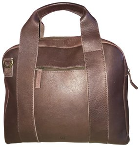 Alternative Apparel Satchel in Brown