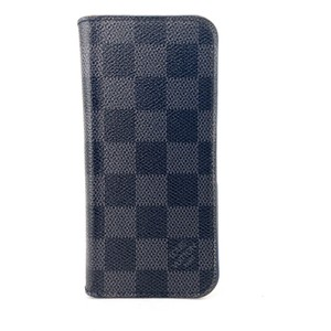 Louis Vuitton Louis Vuitton Damier Graphite iPhone 6 Case
