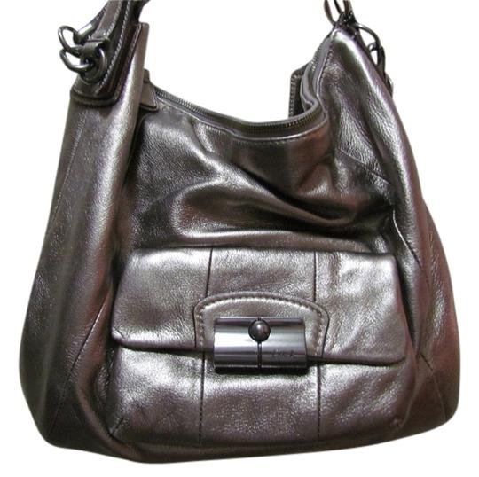 Preload https://item2.tradesy.com/images/coach-kristen-leather-shoulder-bag-2661406-0-0.jpg?width=440&height=440