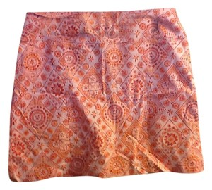White Stag Stretch Skort Pink/Red/Orange