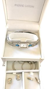 Pierre Cardin Pierre Cardin Diamond Accent Watch Gift Set