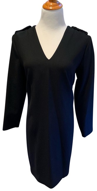 Item - Black 3834558 Mid-length Work/Office Dress Size 14 (L)