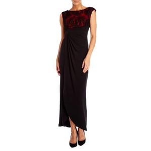 Connected Apparel Gown Cocktail Party Plus Size 0x Dress