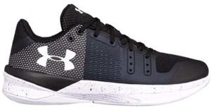 Under Armour black and white Athletic