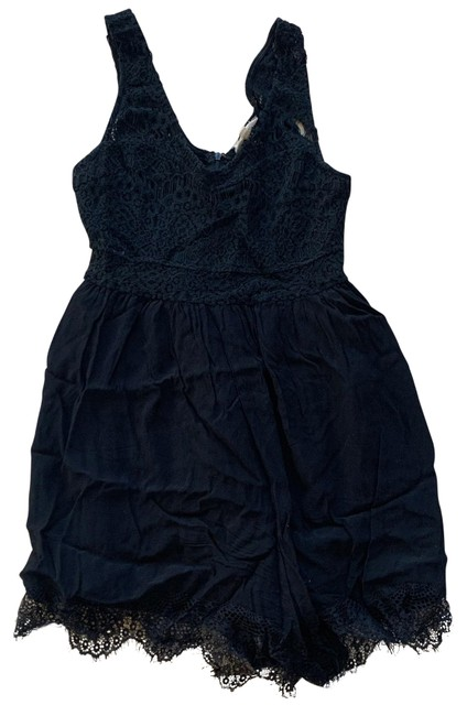 Item - Black Lace A Small Like New Romper/Jumpsuit