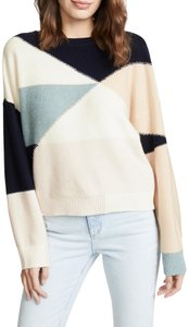 Joie Color-blocking Hollywood Party Date Night Night Out Sweater