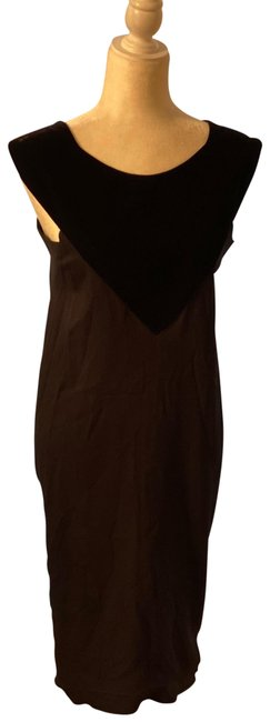 Item - Black Mid-length Casual Maxi Dress Size 4 (S)