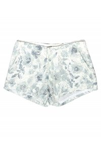 Joie Blue Lace Dress Shorts white