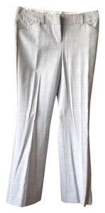 Express Trouser Pants Light Gray