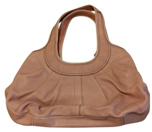 Coach Leather Satchel Shoulder Bag