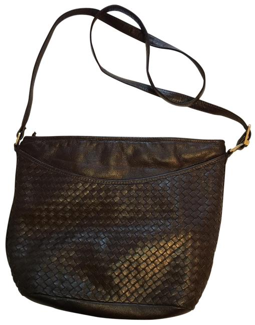 Item - Chocolate Leather I Just Had To Shoulder Bag
