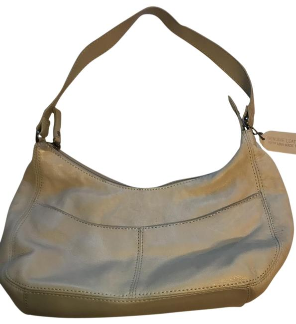 Item - Off-white Leather Hobo Bag