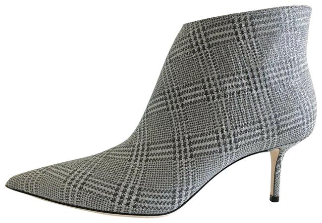 Item - Silver Marinda Prince Of Stars Glitter Ankle Boots/Booties Size EU 40.5 (Approx. US 10.5) Regular (M, B)