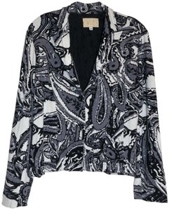 Alex + Alex Jacket Paisley Light Black, gray Blazer
