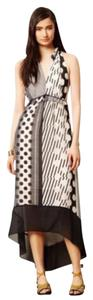 Black and White Maxi Dress by Maeve