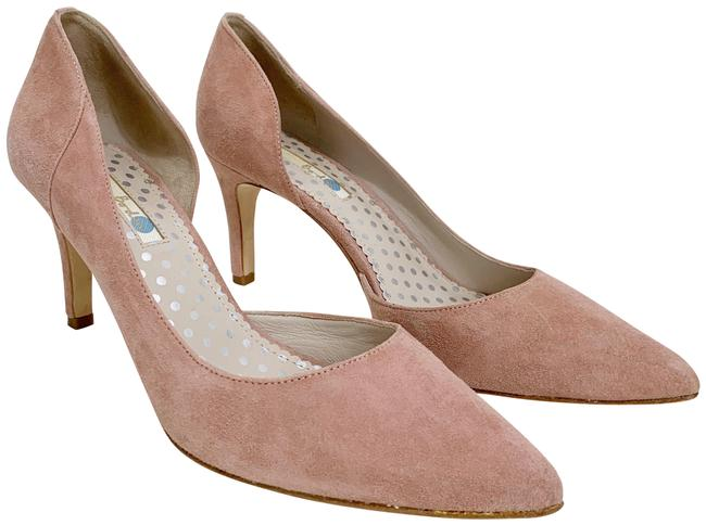 Item - Light Pink The Court Suede D'orsay Heels Pumps Size EU 42 (Approx. US 12) Regular (M, B)