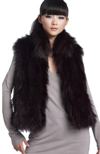 Members Only Faux Fur Vest