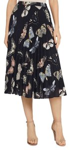 Reiss Skirt black and colors