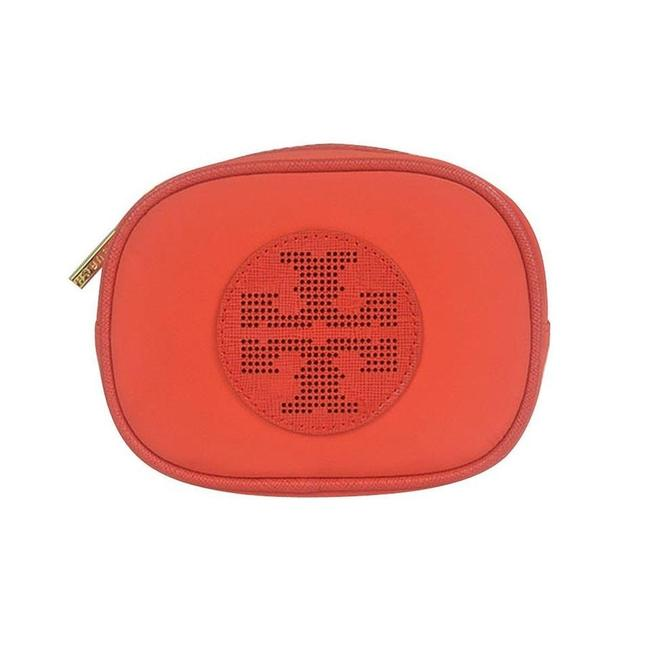 Item - Blood Orange Billie Small Classic Logo Pouch Case Cosmetic Bag