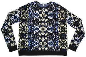 & Other Stories Cropped Jacquard Sweater