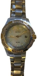 Citizen Eco Drive Citizens ladies diamond mother of pearl watch