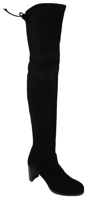Item - Black Women's Tipland Suede Over The Knee 8.5m G280525 Boots/Booties Size US 8.5 Regular (M, B)