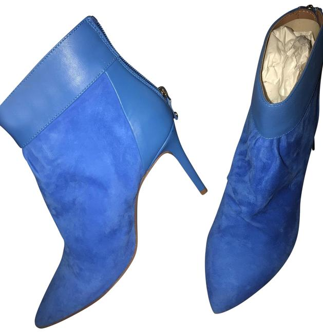 Item - Blue Electric Boots/Booties Size US 10 Regular (M, B)