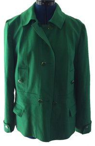 Josephine Chaus kelly green Jacket